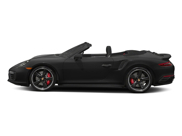 Custom Color 2018 Porsche 911 Pictures 911 Turbo Cabriolet photos side view