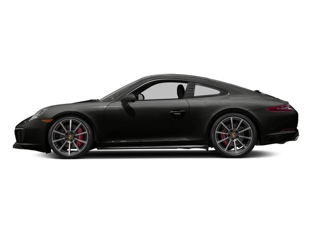 Chalk 2018 Porsche 911 Pictures 911 Carrera 4S Coupe photos side view