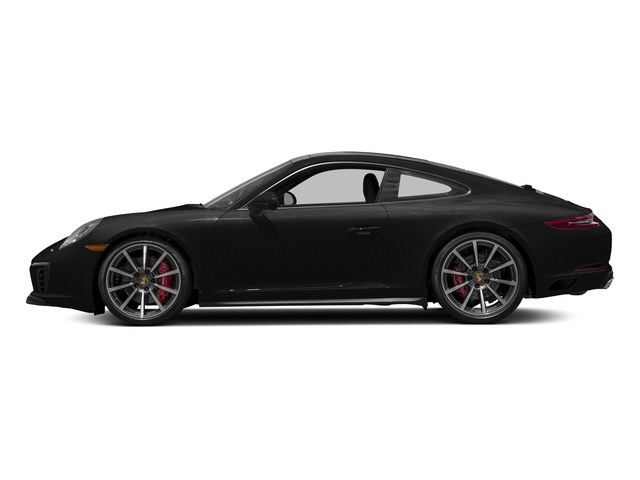 Custom Color 2018 Porsche 911 Pictures 911 Carrera 4S Coupe photos side view