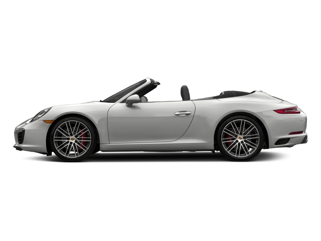 Chalk 2018 Porsche 911 Pictures 911 Carrera S Cabriolet photos side view