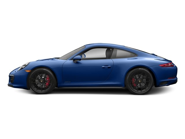 Sapphire Blue Metallic 2018 Porsche 911 Pictures 911 Carrera 4 GTS Coupe photos side view