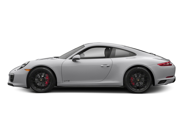 GT Silver Metallic 2018 Porsche 911 Pictures 911 Carrera 4 GTS Coupe photos side view