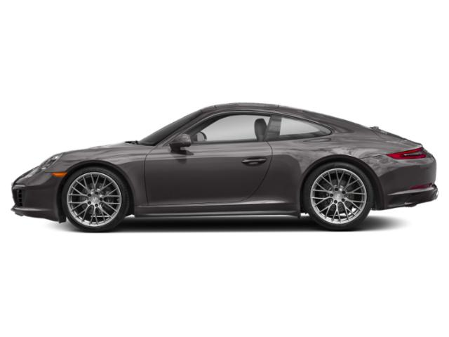 Agate Grey Metallic 2018 Porsche 911 Pictures 911 Coupe 2D 4 AWD H6 Turbo photos side view