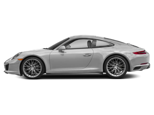 GT Silver Metallic 2018 Porsche 911 Pictures 911 Coupe 2D 4 AWD H6 Turbo photos side view