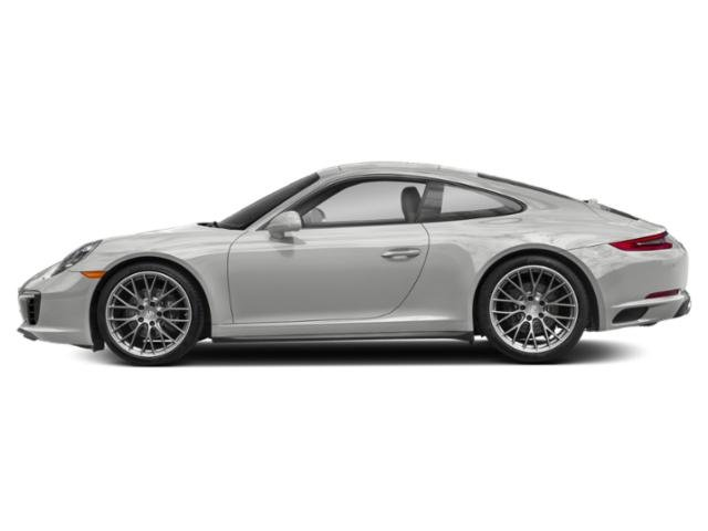 Chalk 2018 Porsche 911 Pictures 911 Coupe 2D 4 AWD H6 Turbo photos side view