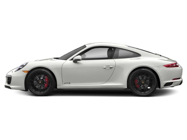 White 2018 Porsche 911 Pictures 911 Carrera 4 GTS Coupe photos side view