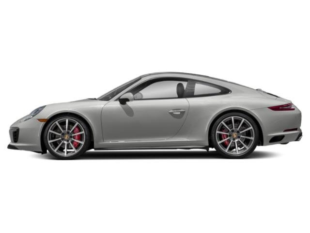 Chalk 2018 Porsche 911 Pictures 911 Coupe 2D 4S AWD H6 Turbo photos side view