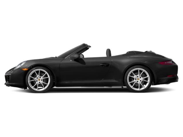 Custom Color 2018 Porsche 911 Pictures 911 Carrera Cabriolet photos side view