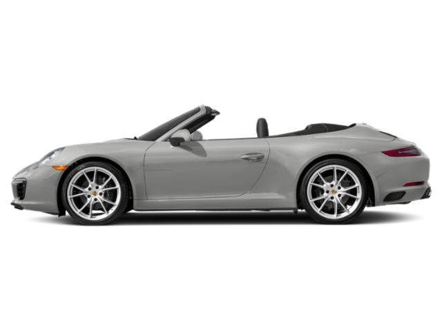 Chalk 2018 Porsche 911 Pictures 911 Carrera Cabriolet photos side view
