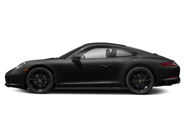 Custom Color 2018 Porsche 911 Pictures 911 Carrera Coupe photos side view