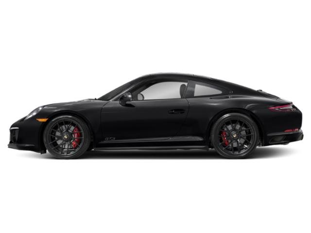 Black 2018 Porsche 911 Pictures 911 Coupe 2D GTS H6 photos side view