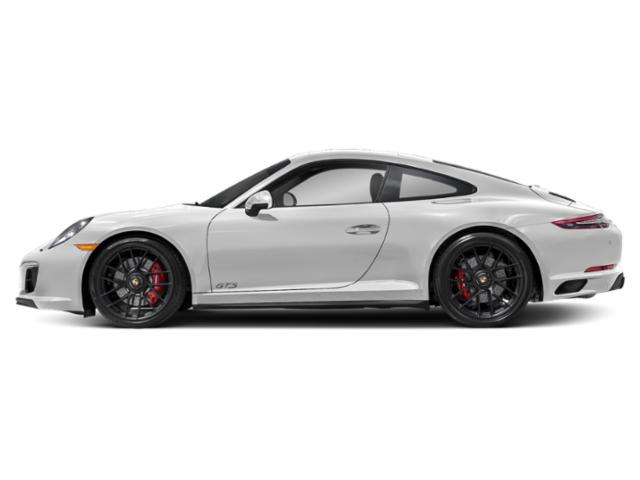 Carrara White Metallic 2018 Porsche 911 Pictures 911 Coupe 2D GTS H6 photos side view