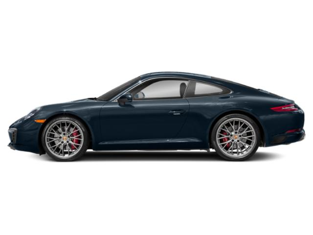 Night Blue Metallic 2018 Porsche 911 Pictures 911 Coupe 2D S H6 Turbo photos side view