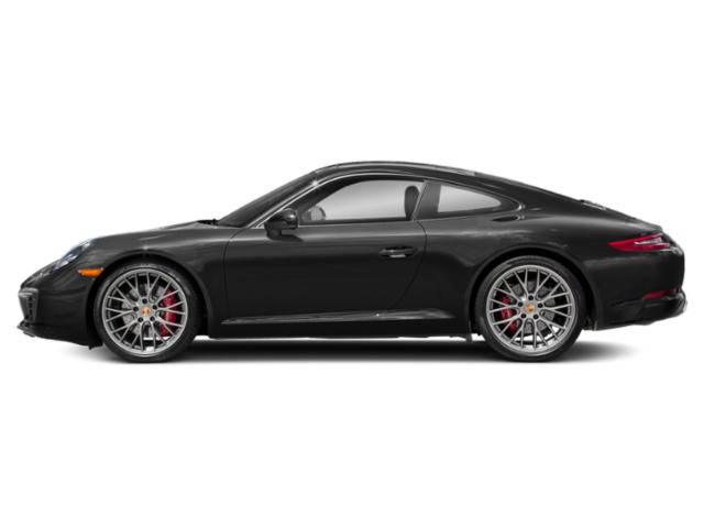 Custom Color 2018 Porsche 911 Pictures 911 Coupe 2D S H6 Turbo photos side view