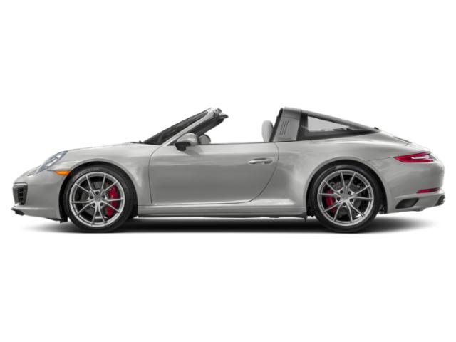 Chalk 2018 Porsche 911 Pictures 911 Targa 4 photos side view