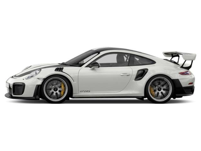 White 2018 Porsche 911 Pictures 911 GT2 RS Coupe photos side view