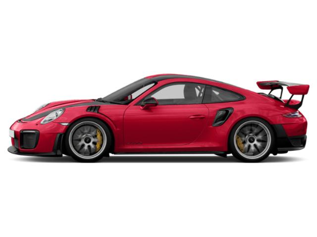 Guards Red 2018 Porsche 911 Pictures 911 GT2 RS Coupe photos side view
