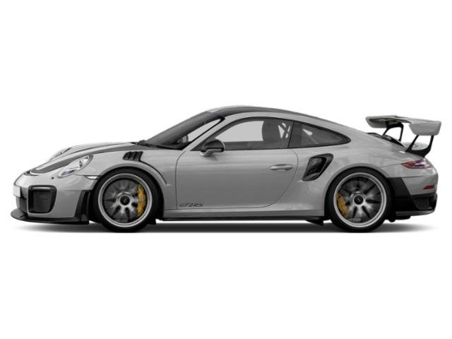 GT Silver Metallic 2018 Porsche 911 Pictures 911 GT2 RS Coupe photos side view