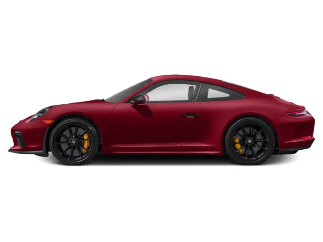 Carmine Red 2018 Porsche 911 Pictures 911 GT3 Coupe photos side view