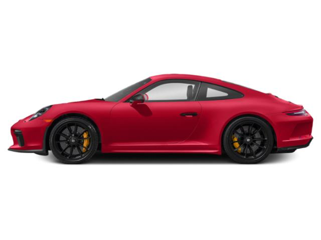 Guards Red 2018 Porsche 911 Pictures 911 GT3 Coupe photos side view