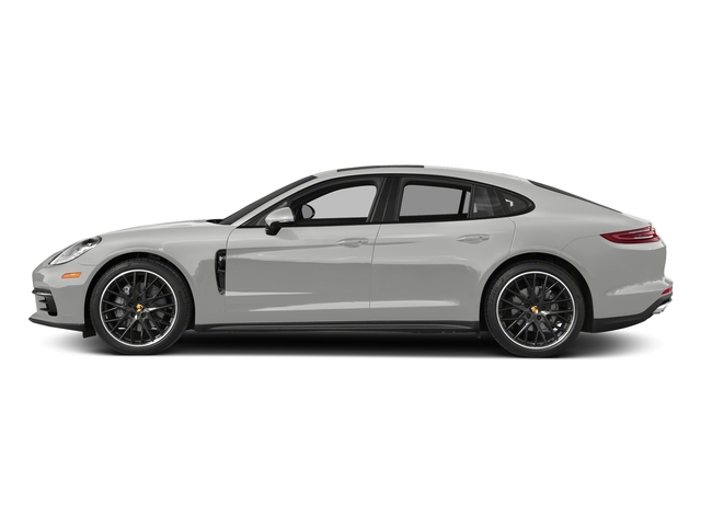 Chalk 2018 Porsche Panamera Pictures Panamera 4S Executive AWD photos side view