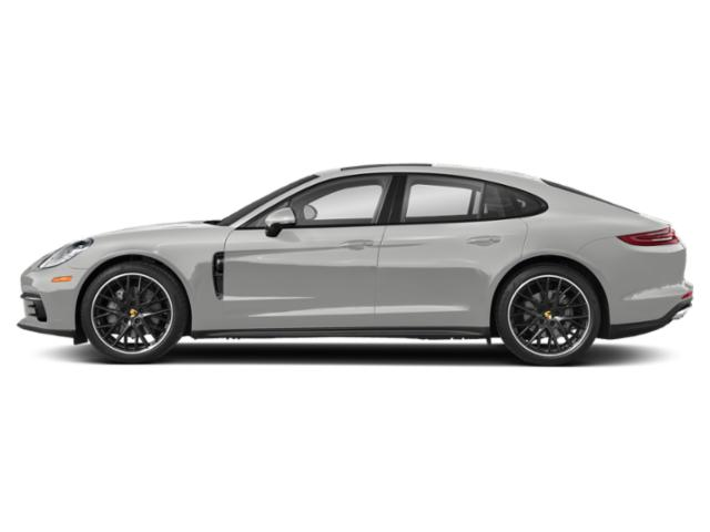Chalk 2018 Porsche Panamera Pictures Panamera RWD photos side view