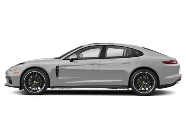 GT Silver Metallic 2018 Porsche Panamera Pictures Panamera RWD photos side view