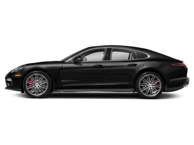 Custom Color 2018 Porsche Panamera Pictures Panamera Turbo AWD photos side view