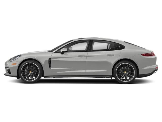 Chalk 2018 Porsche Panamera Pictures Panamera 4 AWD photos side view