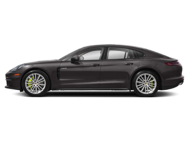 Agate Grey Metallic 2018 Porsche Panamera Pictures Panamera 4 E-Hybrid AWD photos side view