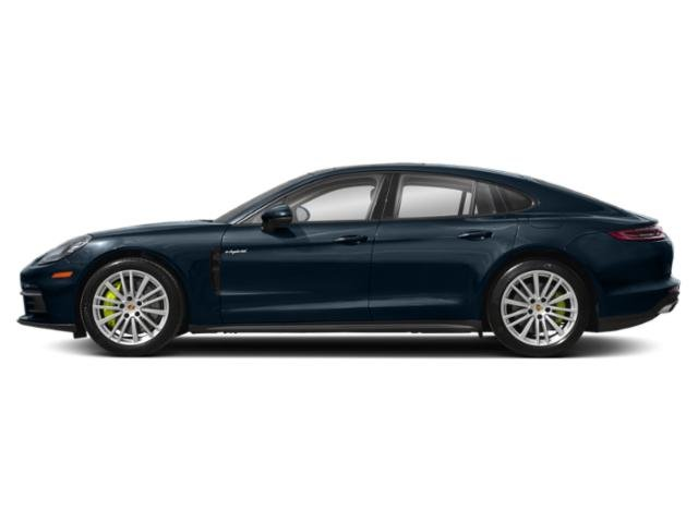 Night Blue Metallic 2018 Porsche Panamera Pictures Panamera 4 E-Hybrid AWD photos side view