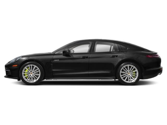 Custom Color 2018 Porsche Panamera Pictures Panamera 4 E-Hybrid AWD photos side view