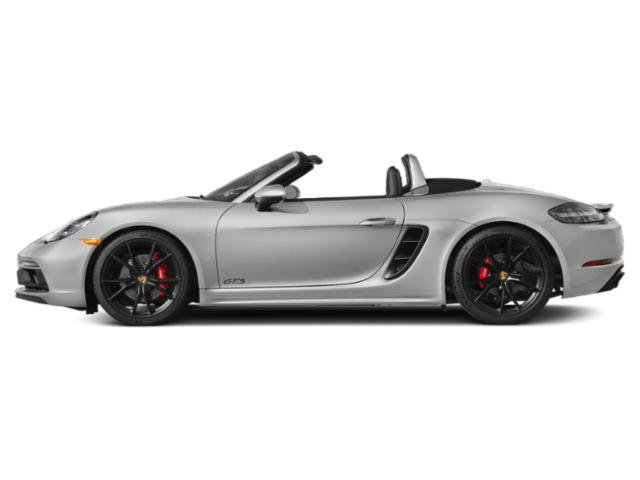 Chalk 2018 Porsche 718 Boxster Pictures 718 Boxster GTS Roadster photos side view