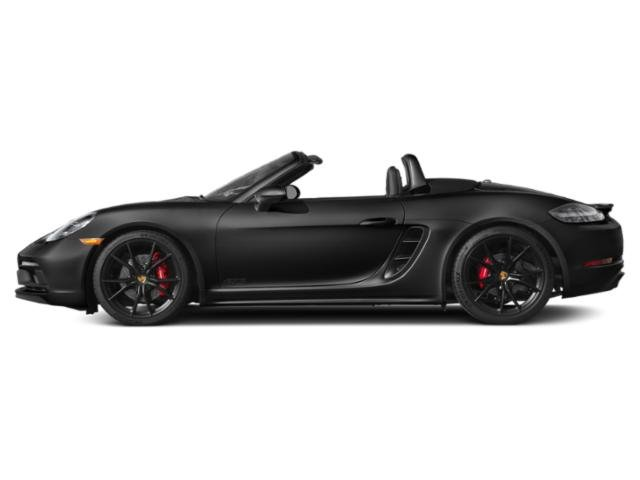 Custom Color 2018 Porsche 718 Boxster Pictures 718 Boxster GTS Roadster photos side view
