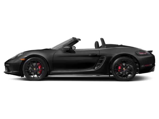 Custom Color 2018 Porsche 718 Boxster Pictures 718 Boxster S Roadster photos side view