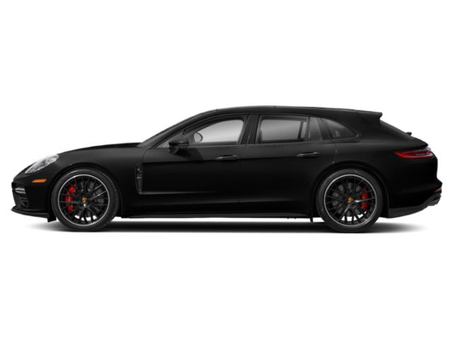 Custom Color 2018 Porsche Panamera Pictures Panamera 4 Sport Turismo AWD photos side view