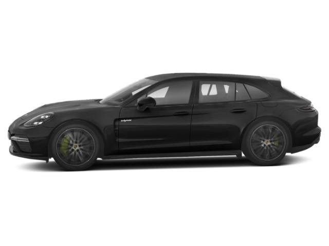 Custom Color 2018 Porsche Panamera Pictures Panamera Turbo S E-Hybrid Sport Turismo AWD photos side view