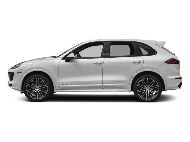 White 2018 Porsche Cayenne Pictures Cayenne Utility 4D GTS AWD V6 Turbo photos side view