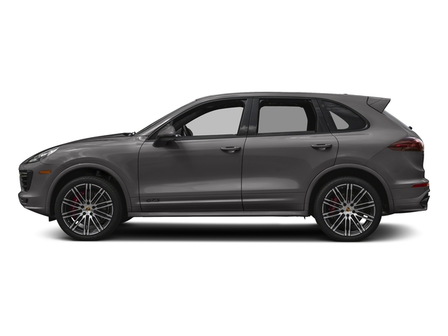 Meteor Grey Metallic 2018 Porsche Cayenne Pictures Cayenne Utility 4D GTS AWD V6 Turbo photos side view