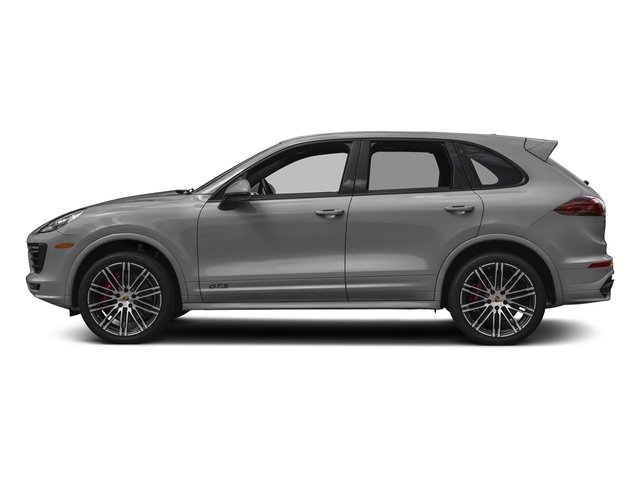 Rhodium Silver Metallic 2018 Porsche Cayenne Pictures Cayenne Utility 4D GTS AWD V6 Turbo photos side view