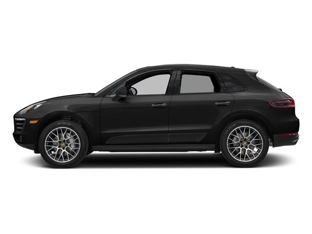 Custom Color 2018 Porsche Macan Pictures Macan GTS AWD photos side view