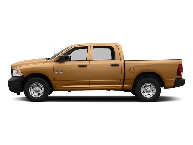 Power Tan 2018 Ram Truck 1500 Pictures 1500 Tradesman 4x4 Crew Cab 5'7 Box photos side view