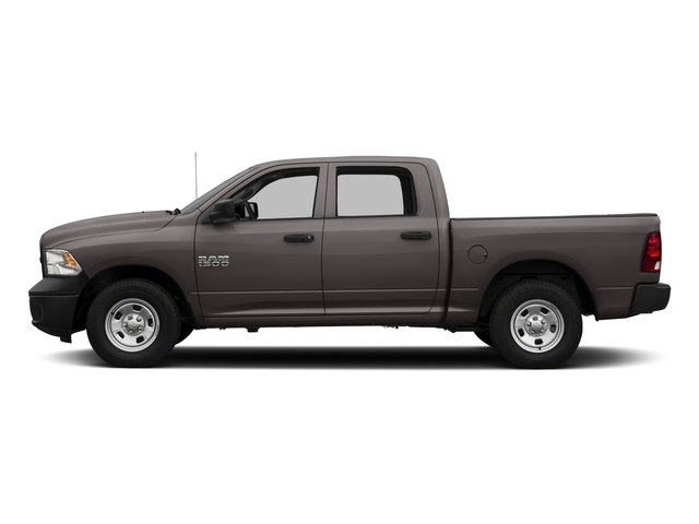 Granite Crystal Metallic Clearcoat 2018 Ram Truck 1500 Pictures 1500 Tradesman 4x4 Crew Cab 5'7 Box photos side view