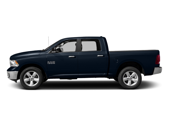 True Blue Pearlcoat 2018 Ram Truck 1500 Pictures 1500 SLT 4x4 Crew Cab 5'7 Box photos side view