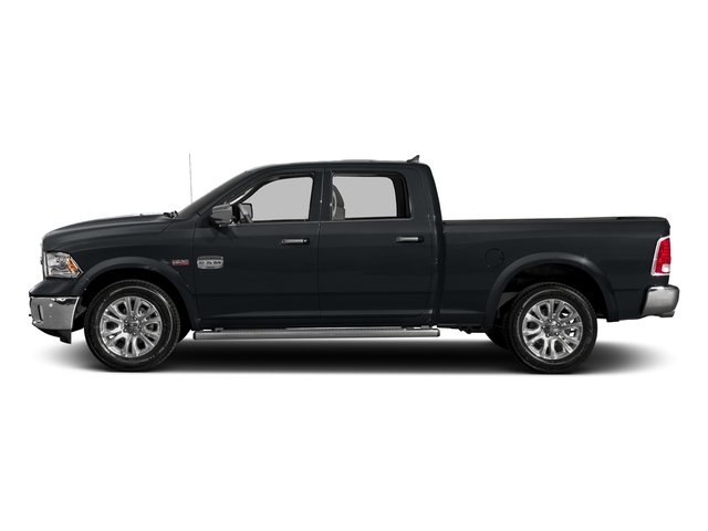 Maximum Steel Metallic Clearcoat 2018 Ram Truck 1500 Pictures 1500 Longhorn 4x2 Crew Cab 5'7 Box *Ltd Avail* photos side view