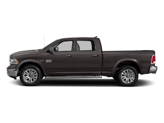 Granite Crystal Metallic Clearcoat 2018 Ram Truck 1500 Pictures 1500 Longhorn 4x2 Crew Cab 5'7 Box *Ltd Avail* photos side view