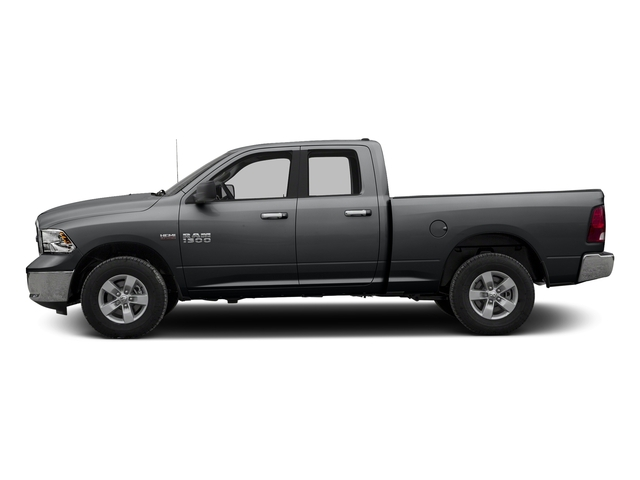 Granite Crystal Metallic Clearcoat 2018 Ram Truck 1500 Pictures 1500 Harvest 4x2 Quad Cab 6'4 Box *Ltd Avail* photos side view