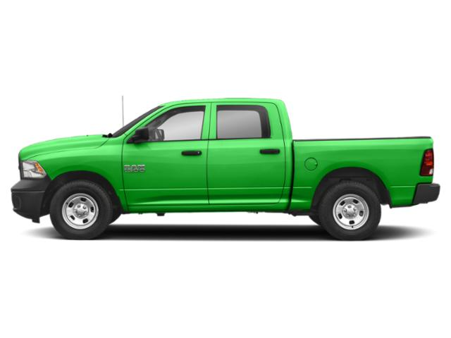Hills Green 2018 Ram Truck 1500 Pictures 1500 Crew Cab Tradesman 2WD photos side view