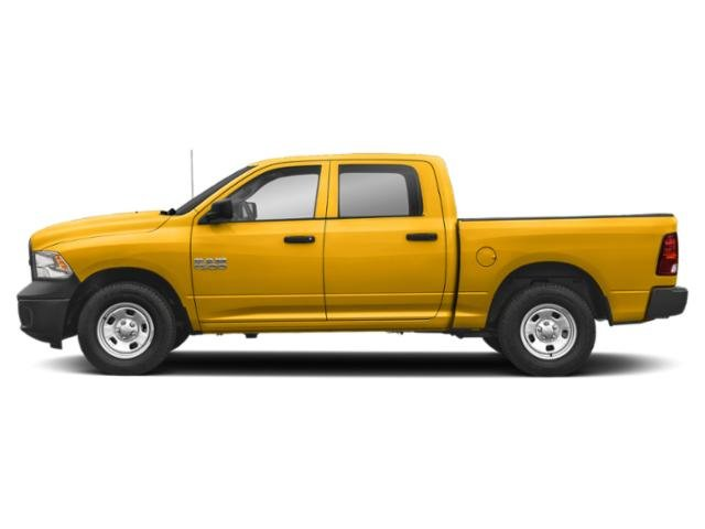 Yellow 2018 Ram Truck 1500 Pictures 1500 Crew Cab Tradesman 4WD photos side view