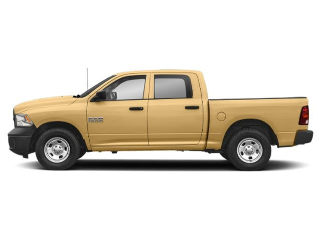Light Cream 2018 Ram Truck 1500 Pictures 1500 Crew Cab Tradesman 4WD photos side view